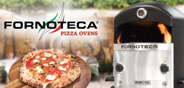 FORNOTECA  DUETTO PIZZA OVEN